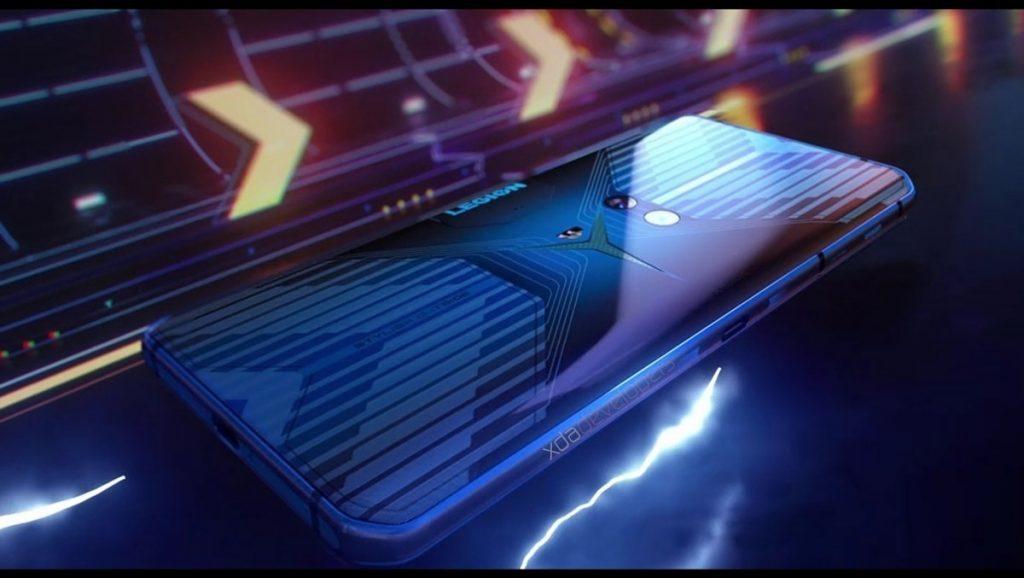 تصميم هاتف لينوفو المخصص للألعاب