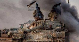 الجيش السوري يدفع بتعزيزات عسكرية الى دير الزور