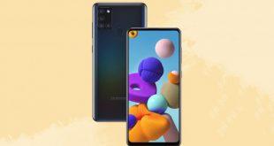 سامسونج تعلن رسمياً عن هاتف Galaxy A21s بقدرة بطارية