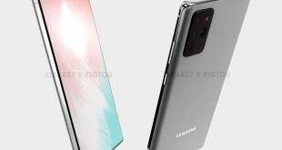 تصميم هاتف سامسونج المرتقب Galaxy Note 20