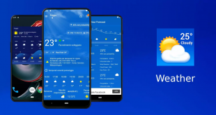 جديد تطبيقات الطقس Weather