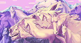 اختبار : كم حصان ترون في الصورة ؟ الجواب سوف يكشف الكثير عنكم