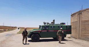 معلومات عن اتفاق بتسيير دوريات روسية لحفظ الأمن في درعا