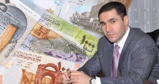 وصفة فارس الشهابي المتجددة لوقف تدهور سعر الصرف