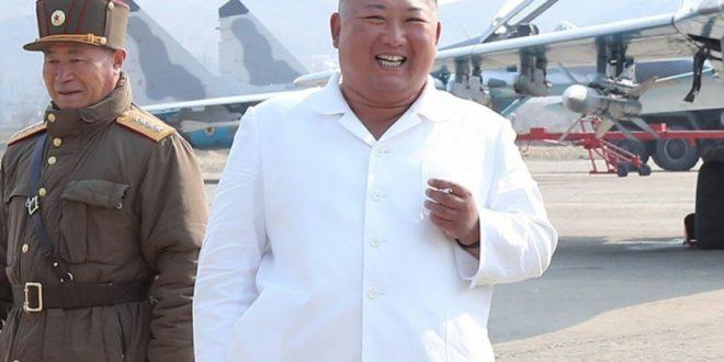ظهور علني للرئيس كيم جونغ بعد تكهنات