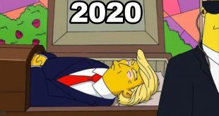 تنبؤات لا تصدق في مسلسل عائلة سيمبسون لأحداث عام 2020 !!