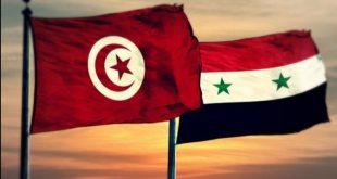 حراك تونسي متواصل لإعادة العلاقات مع سوريا