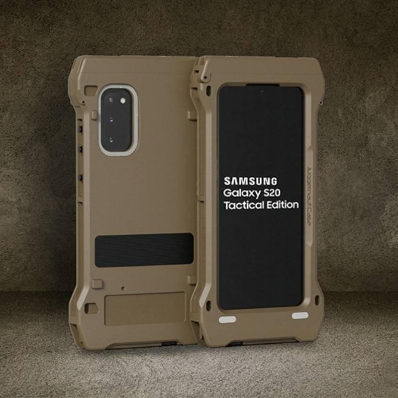 سامسونج تعلن عن Galaxy S20 Tactical