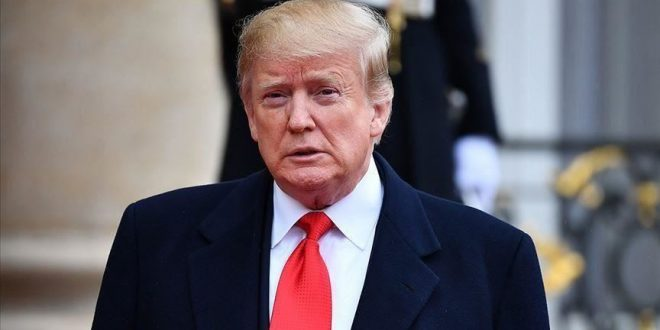 """ترامب يستخدم """"الفيتو"""" ضد قرار تقييد شن الحرب على إيران"""