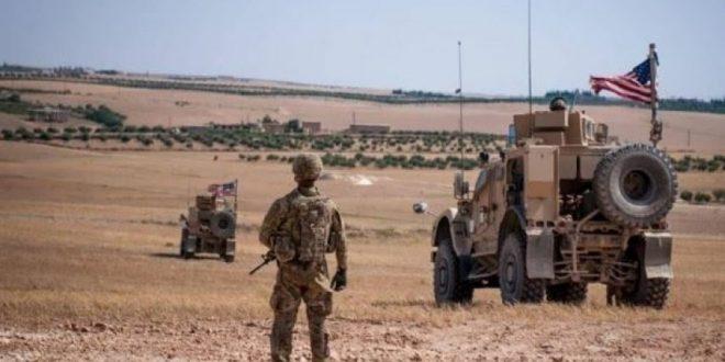 """قوات أمريكية تدخل محطة """"غونة"""" النفطية ببادية الحسكة"""