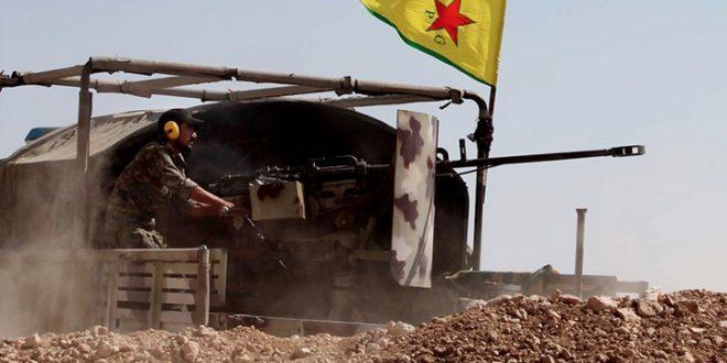 اشتباكات عنيفة بين مليشيات كردية وأخرى تابعة لتركيا بريف حلب الشمالي