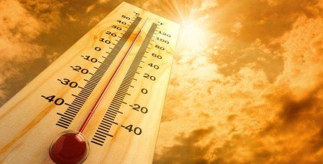 ذروة الحرارة منتصف الأسبوع القادم