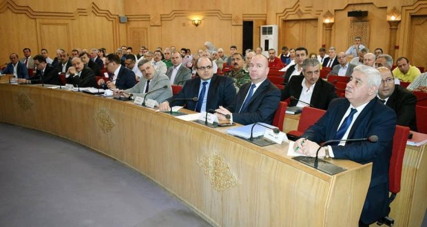 اللجنة الوزارية تستمع لمطالب صناعيي حلب