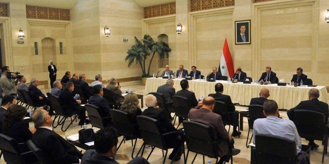 تجار سوريا يعلنون عن مبادرة لتثبيت الأسعار لمدة شهرين