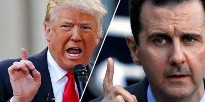 ترامب استشاط غضباً من رد الرئيس الأسد.. بولتون يكشف تفاصيل مثيرة!