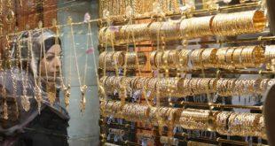غرام الذهب يتخطى الـ100 ألف ل.س