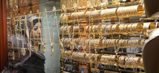 غرام الذهب يستقر عند 81 ألف ل.س