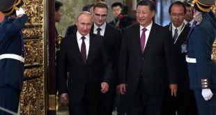 لماذا قرر بوتين التحالف مع بكين في مواجهة واشنطن؟