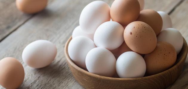 الطريقة المثالية لتحضير البيض المسلوق