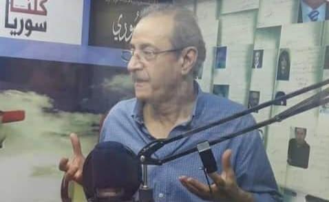 وصف نقيب الفنانين بحديث النعمة.. بسام كوسا