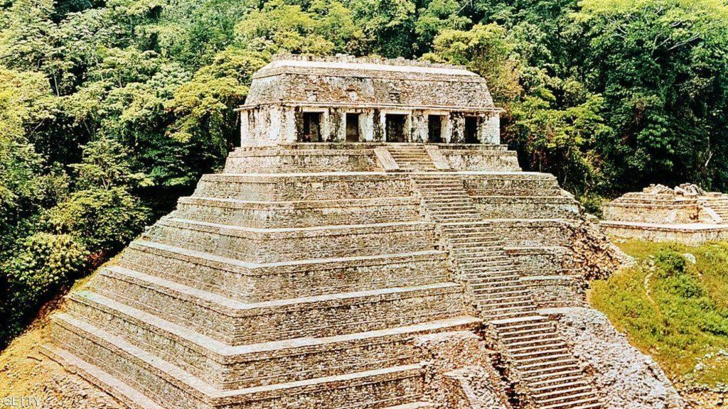 تعرف على الاكتشاف المذهل لحضارة المايا