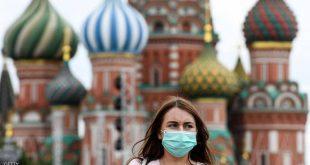 """روسيا تسجل أكثر من نصف مليون إصابة بـ""""كورونا"""""""