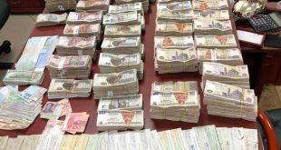 بحوزتهم 25 مليون جنيه.. ضبط عصابة من كبار تجار العملة في مصر