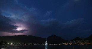 """سماء البرازيل تشهد """"ظاهرة مرعبة"""