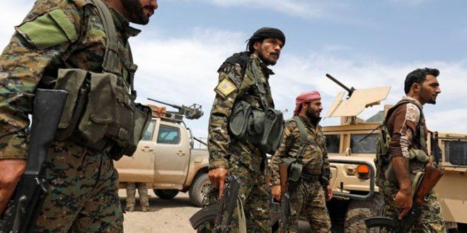 مصادر معارضة: طيران مجهول يستهدف قوات تابعة لإيران شرق سوريا