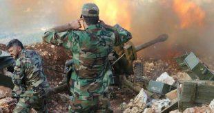 اشتباك عنيف بين الجيش السوري وميليشيات تابعة لتركيا وسط تحشيد لعمل عسكري مرتقب