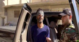 السلطات السورية تعلن القبض على جاسوس في تدمر