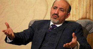 """أحمد الجربا.. حليف الأمس يهاجم """"قسد"""" ويتهمها بتجويع السكان شمال شرقي سوريا"""