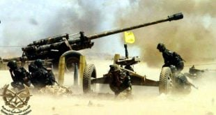 """المدفعية السورية تقضي على مجموعة تابعة لـ""""تنظيم القاعدة"""" بريف إدلب"""