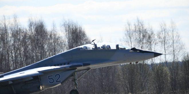 """السفارة الروسية بدمشق: سوريا تبدأ استخدام طائرات """"ميغ-29"""""""