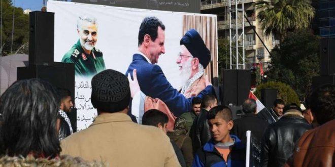 إيران: سنعمل نحن وأصدقاؤنا على تطوير الوضع الاقتصادي في سوريا