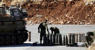 تدريبات عسكرية إسرائيلية بالقرب من الحدود السورية