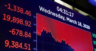 رسميا أمريكا تدخل حالة الركود الاقتصادي