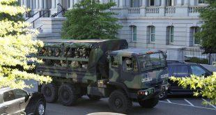 الجيش الأمريكي ينقل 1600 جندي للعاصمة... ماذا يحدث في واشنطن؟