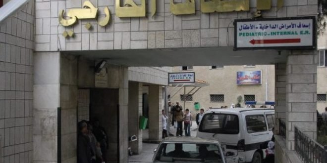 إصابة رئيسة قسم العيادات الصدرية في مشفى المجتهد بفيروس كورونا