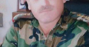 استشهاد اللواء شرف سليمان محمد خلوف مدير كلية الإشارة في حمص