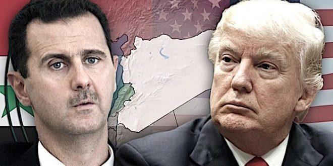 وليد المعلم يؤكد ما جاء بكتاب بولتون حول محاولة ترامب التواصل مع دمشق