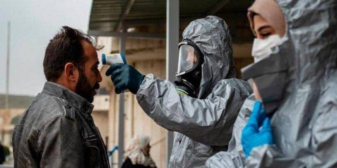 سوريا: تسجيل 12 إصابة بفيروس كورونا بين الطلاب الـ 123 الذين دخلوا من لبنان