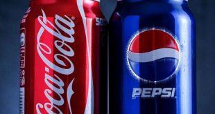 ما الفرق بين مذاقي بيبسي وكوكاكولا