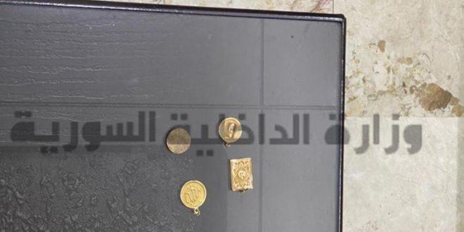القبض على سارقي منازل في اللاذقية