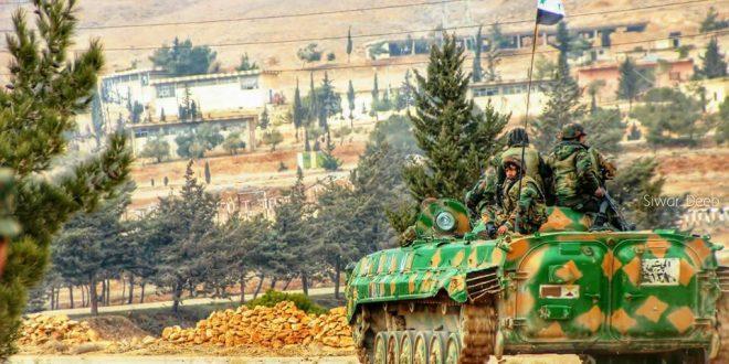 استشهاد وإصابة 6 عناصر من القوات الرديفة