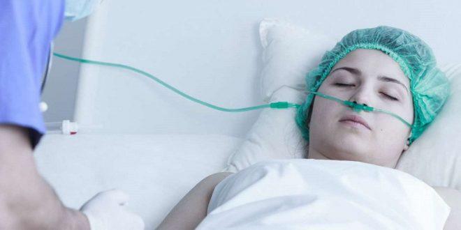 امرأة تكتشف في المستشفى أنها رجل مصاب بسرطان الخصية