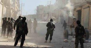اشتباكات في منبج وموالون لتركيا يقصفون عبوش