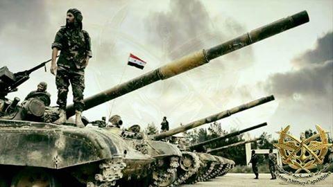 الجيش السوري يحاصر أكبر معقل ووكر للعصابات في السويداء.. الحصار أو الاستسلام