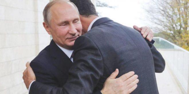 مبعوث الرئيس بوتين في دمشق: روسيا لن تترك سوري