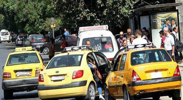 31 ألف سيارة تكسي في دمشق تنتظر تعديل عداداتها